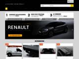 Tous les accessoires d'origine en ligne pour Renault