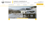 Garage La Marqueille Renault