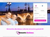 Rencontres gratuites en ligne à Bordeaux