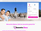 Trouvez l'amour sur un site de rencontre gratuit à Nancy