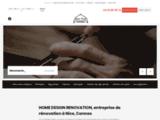 Entreprise rénovation maison, villa Nice, Cannes | Home Design