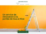 Entreprise de rénovation sur Nice