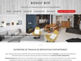 Rénovation d'appartement et de salle de bain