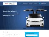 Rent Elec | Location de véhicules électrique haut de gamme TESLA  - Chartres (