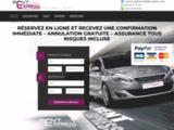 Location de véhicule au Maroc, rent express