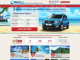 Rentîles - Location de voitures aux Caraïbes et océan Indien