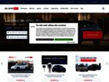 RENTIZ - Location de voitures et utilitaires - Tarifs et Réservations