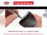 Réparation téléphone Lille