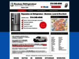 Réparation frigo