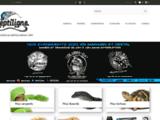 Reptiligne - Animalerie reptiles et terrariophilie