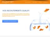 Reqrut.net: Trouvez un JOB autrement