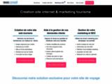 Agence web de création des sites de tourisme