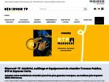 Travaux publics : équipement professionnel - Réservoir TP - Reservoir TP
