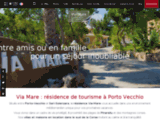 Des moments agréables en Corse-du-Sud à la résidence Via Mare