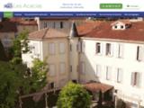 Maison de retraite médicalisée à Marseille, agréée Aide Sociale - EHPAD - Maison de retraîte Les Acacias