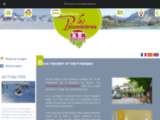 Residence les Palombieres, Residence hoteliere bagneres, appartement vacances tourmalet