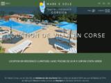 Residence en corse : mare e sole à San Nicolao - Location Saisonnières