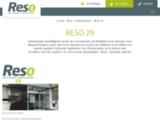 Emploi hôtellerie restauration Bretagne, Finistère, Brest, RESO 29
