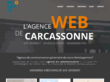 Résonance Communication, Agence de communication à Carcassonne | Site internet et référencement dans l'Aude à Carcassonne