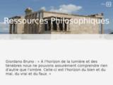 Ressources philosophiques