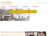 Le Coq d'Or | Restaurant en Creuse (23) à Chénérailles