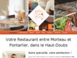 Restaurant Morteau gastronomie Pontarlier traiteur Haut-Doubs