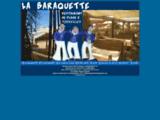 Restaurant, club de plage La Baraquette à Torreilles Plage (66)