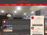 Restaurant à Saint Vulbas , restaurant semi gastronomique de La Rotonde