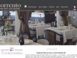 Restaurant italien Le Sorrento - spécialités italiennes restaurant, vente produits italiens, Le Havre