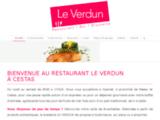 Restaurant Le Verdun | Restaurant Cestas / Pessac