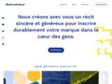 Retrofutur Paris. Agence de communication agile et généreuse.