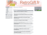 RetroGift -   La passion du rétro de collection.