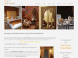 Chambres d'hôtes dans un Riad à Marrakech