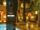 Riad à Marrakech dans la médina – Le Perroquet bleu