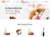 cosmétique naturelle- huiles végétales et bio- Ricinshop