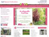 Earl Ripaud Horticulture - Horticulteur & Pépiniériste à MONCOUTANT, Artisan du végétal