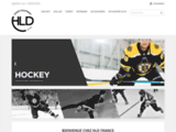 Vente roller Hockey