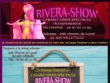 Cabaret à Villetelle - Diner spectacle transformiste Rivera-Show dans l'Hérault (34)