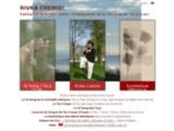 Rivka Crémisi - Kabbaliste - Enseignante Qi Gong, Tai Ji Quan, symbolique hébraïque