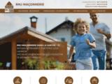 Maçonnerie, Terrassement et Assainissement dans la Sarthe (72)