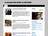 Robe de mariée, de soirée, accessoire pour mariage pas cher !