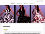 Robe Vintage: comparateur de prix