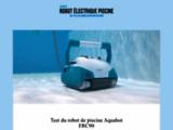 Robot Piscine Electrique - Boutique en ligne