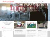 Robotsystem : système de distribution alimentaire