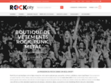 Rockcity - la boutique d'accessoires punk rock