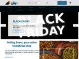Rolling Beers - matières premières et matériel pour la fabrication artisanale de bière