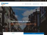 Vente fonds de commerce, boutique, sur Limoges et Région parisienne : Ropert Immo