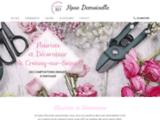 Fleuriste à Croissy dans les Yvelines (78) - Rose Demoiselle
