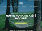 Location de roulotte pour camping - Roulottes Rémillard