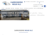 Carrosserie Roux VLC à Castelnau de Levis (81)